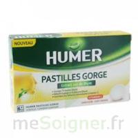 Humer Pastille Gorge à L'etrait Sec De Thym 24 Pastilles à Pessac