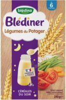 Blédîner Céréales Légumes du potager 240g à Pessac