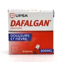 DAFALGAN 500 mg Gélules 2plq/8 (16)