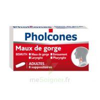 PHOLCONES BISMUTH ADULTES, suppositoire à Pessac