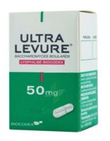 ULTRA-LEVURE 50 mg Gélules Fl/50 à Pessac
