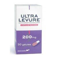 ULTRA-LEVURE 200 mg Gélules Fl/30 à Pessac