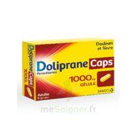 DOLIPRANECAPS 1000 mg Gélules Plq/8 à Pessac