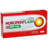 NUROFENFLASH 400 mg Comprimés pelliculés Plq/12