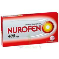 NUROFEN 400 mg Comprimés enrobés Plq/12 à Pessac