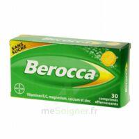 Berocca Comprimés effervescents sans sucre T/30 à Pessac