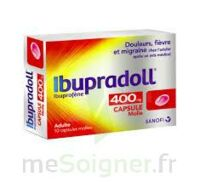 IBUPRADOLL 400 mg Caps molle Plq/10 à Pessac