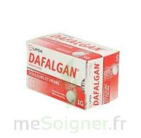 Dafalgan 1000 Mg Comprimés Effervescents B/8 à Pessac