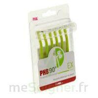 PHB 90°, manche vert, extrafine, blister 6 à Pessac