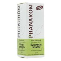 Huile Essentielle Eucalyptus Citronne Bio Pranarom 10 Ml à Pessac