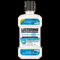 Listerine Professionnel Bain bouche traitement sensibilité 500ml