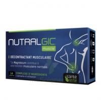 Nutralgic Muscle Comprimés Décontractant Musculaire B/14 à Pessac