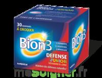 Bion 3 Défense Junior Comprimés à croquer framboise B/30 à Pessac