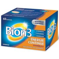 Bion 3 Energie Continue Comprimés B/60 à Pessac