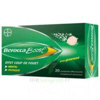 Beroccaboost Comprimés effervescents B/20 à Pessac