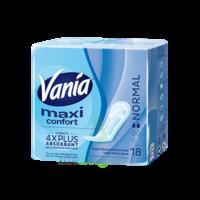 Vania Maxi Serviette périodique normal Sachet/18 à Pessac