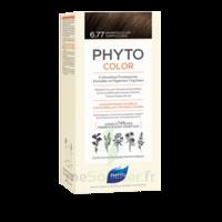 Acheter Phytocolor Kit coloration permanente 6.77 Marron clair cappuccino à Pessac