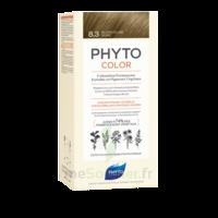 Acheter Phytocolor Kit coloration permanente 8.3 Blond clair doré à Pessac