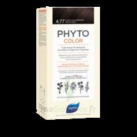 Acheter Phytocolor Kit coloration permanente 4.77 Châtain marron profond à Pessac
