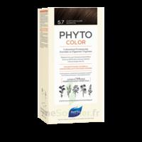 Phytocolor Kit coloration permanente 5.7 Châtain clair marron à Pessac