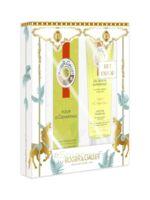 Roger & Gallet Coffret Eau Parfumée Bienfaisante Fleur d'Osmanthus 30 ml + Gel Douche Euphorisant 50 ml à Pessac