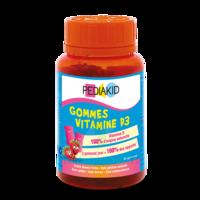 Pédiakid Gomme Ourson Vitamine D3 Fraise B/60 à Pessac
