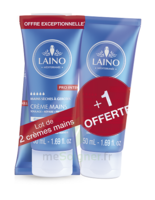 Laino Hydratation au Naturel Crème mains Cire d'Abeille 3*50ml à Pessac