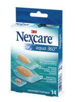 Nexcare Aqua 360° Pansements 3 tailles B/14 à Pessac