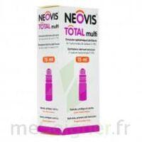 NEOVIS TOTAL MULTI S ophtalmique lubrifiante pour instillation oculaire Fl/15ml à Pessac