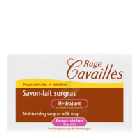 Rogé Cavaillès Savon lait surgras hydratant 100g à Pessac