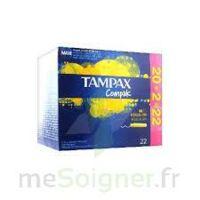 Tampax Compak - Tampon Régulier à Pessac