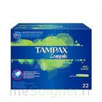 Tampax Compak - Tampon Super à Pessac