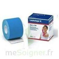 LEUKOTAPE K Sparadrap bleu 5cmx5m à Pessac