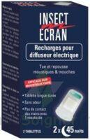 Insect Ecran Tablette Recharge Diffuseur B/2 à Pessac
