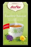 Yogi Tea Equilibre Basique 17 Sachets à Pessac