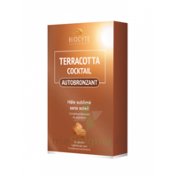 Terracotta Cicktail Autobronzant Comprimés B/30 à Pessac