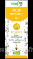 Herbalgem Sirop Bio Respiration 150ml à Pessac