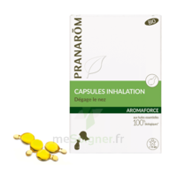 Aromaforce Caps inhalation bio B/15 + Inhalateur à Pessac