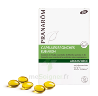 Aromaforce Caps bronches bio B/30 à Pessac