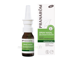 Aromaforce Solution nasale dégage le nez 15ml à Pessac