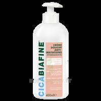 Cicabiafine Crème douche anti-irritations Bouteille Fl pompe/400ml à Pessac