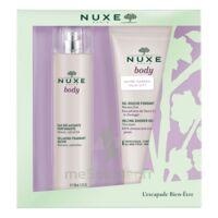 Nuxe Body Eau Délassante Parfumante Spray/100ml+gel Douche à Pessac