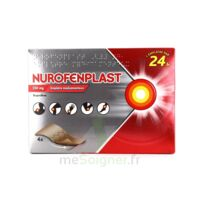 NUROFENPLAST 200 mg Emplâtre médic 4Sach à Pessac