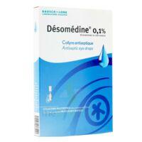 DESOMEDINE 0,1 % Collyre sol 10Fl/0,6ml à Pessac