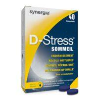D-stress Sommeil Comprimés B/40 à Pessac
