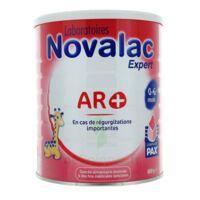 Novalac Expert Ar + 0-6 Mois Lait En Poudre B/800g à Pessac
