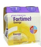 Fortimel Energy, 200 Ml X 4 à Pessac