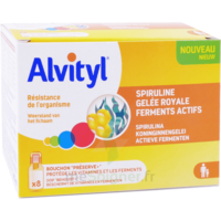 Alvityl Resist Solution Buvable 8 Fioles à Pessac