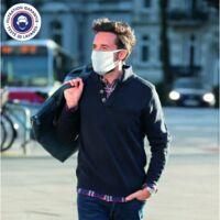 Dim Masques Barrières 100% Coton B/5