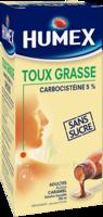 Humex 5 % Solution Buvable Expectorant Sans Sucre Adulte Fl/250ml à Pessac
